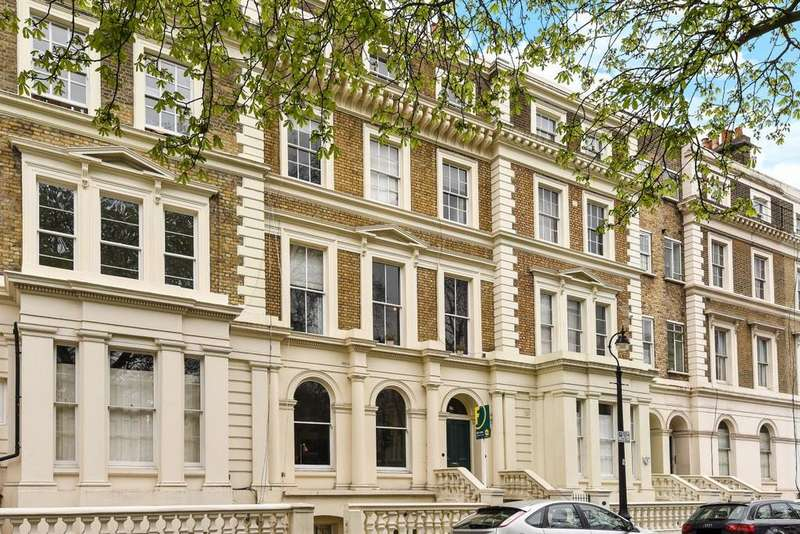 2 Bedrooms Flat for sale in Albert Square, Stockwell, SW8