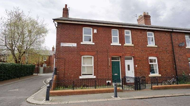 4 Bedrooms Terraced House for sale in RICHARDSON STREET Heaton