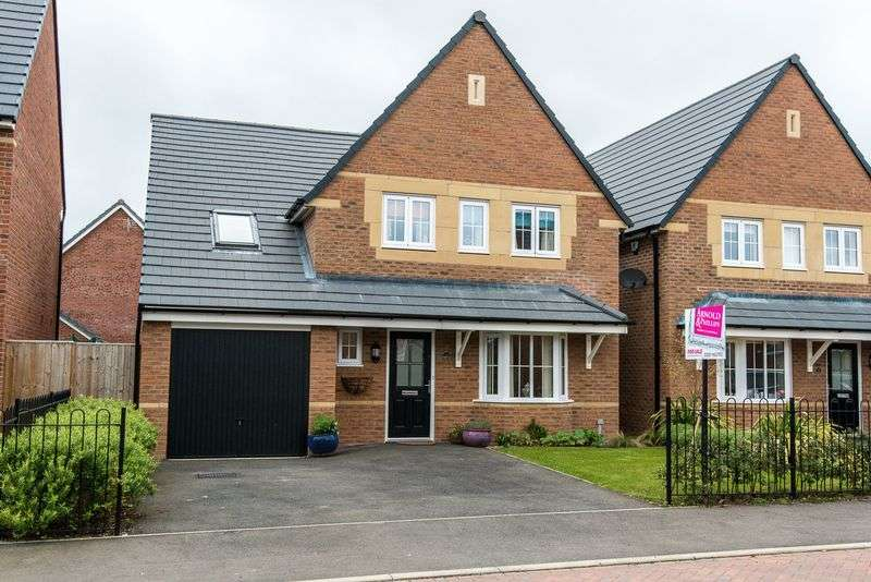 5 Bedrooms Detached House for sale in Cortland Avenue, Eccleston