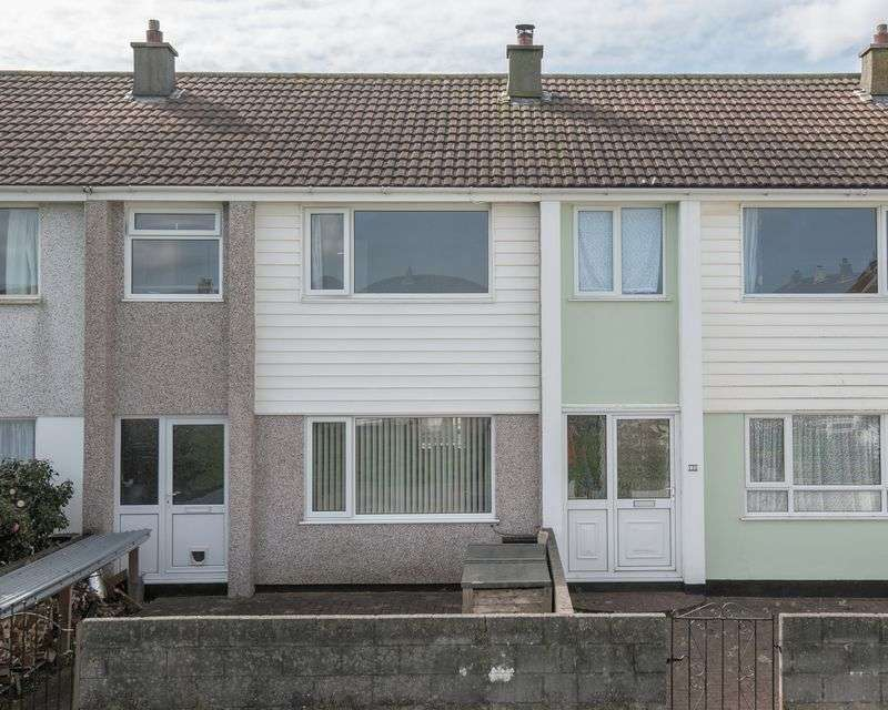 3 Bedrooms Terraced House for sale in Rosemellin, Camborne