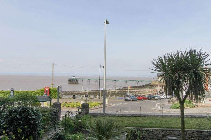 2 Bedrooms Flat for sale in Elton Road, Clevedon