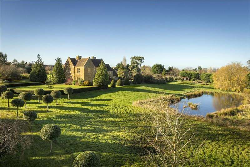 5 Bedrooms Detached House for sale in Little Wolford, Shipston-on-Stour, Warwickshire, CV36
