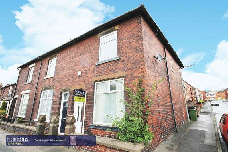 3 Bedrooms Terraced House for sale in Chorley New Road, Horwich, Bolton, Lancashire.