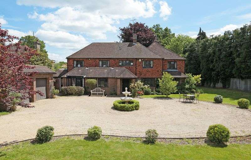 5 Bedrooms Detached House for sale in Horsted Lane, Isfield, East Sussex