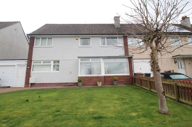 3 Bedrooms Property for sale in The Green, Bathgate, EH48
