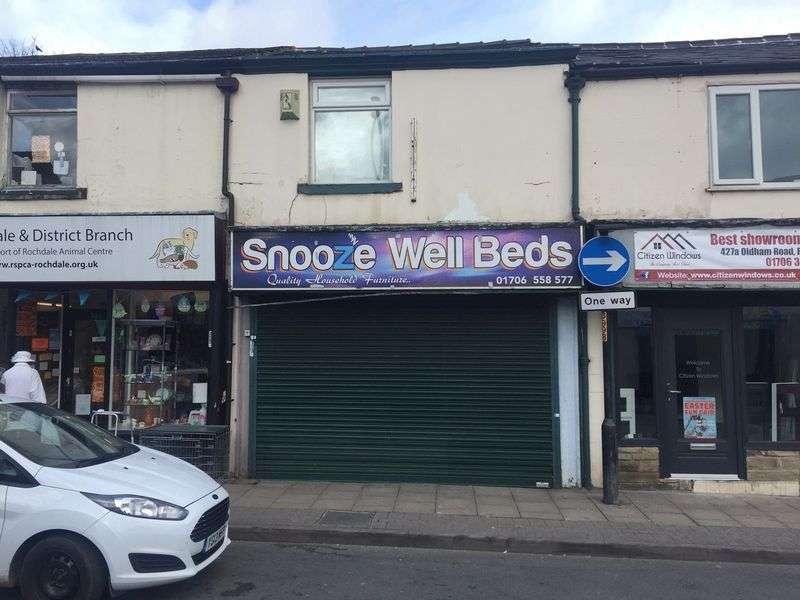 Property for sale in FOR SALE 425 Oldham Road, Rochdale