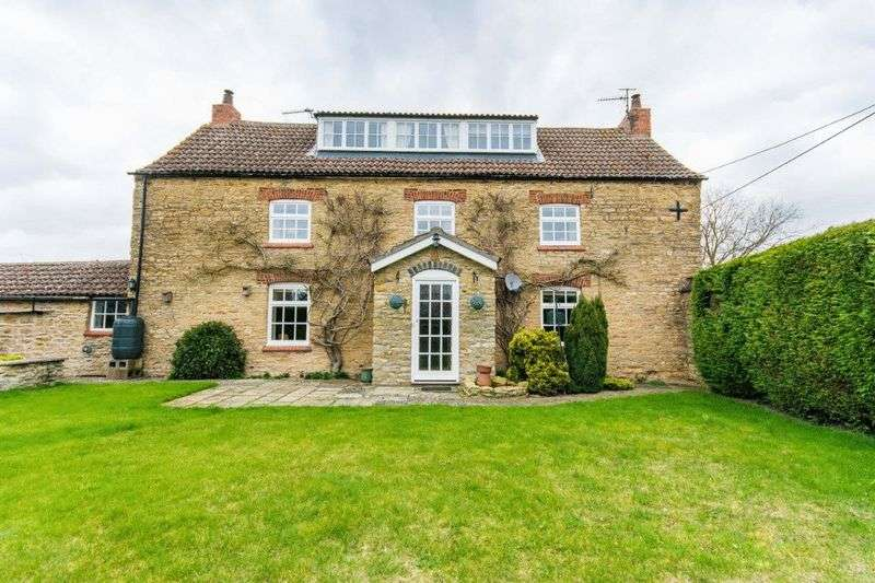 4 Bedrooms Cottage House for sale in Weldon Road, Hemswell, DN21