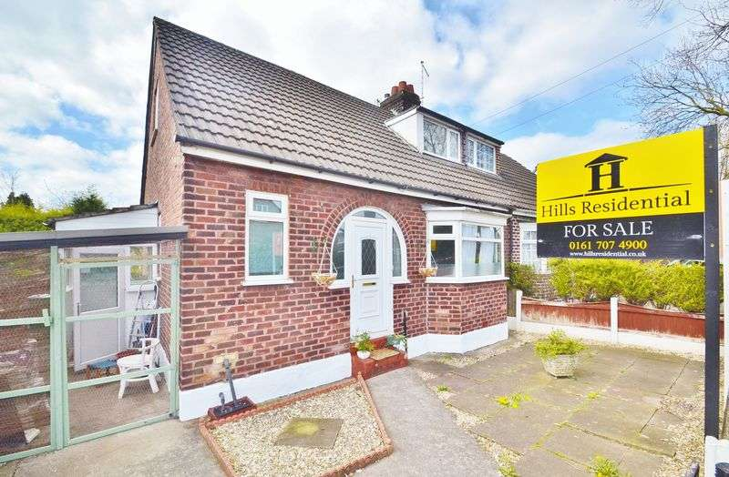 2 Bedrooms Semi Detached House for sale in Kenilworth Road, Manchester