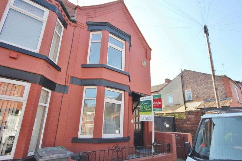 3 Bedrooms Terraced House for sale in Highfield Grove, Rock Ferry, Wirral