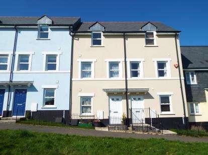 4 Bedrooms Terraced House for sale in Lee Mill, Ivybridge, Devon