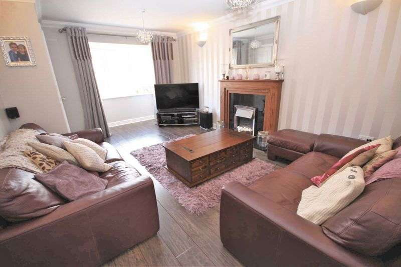 4 Bedrooms Terraced House for sale in 'The Hollies' Holmbeck Road, Skelton In Cleveland ***WITH MEDIA TOUR***