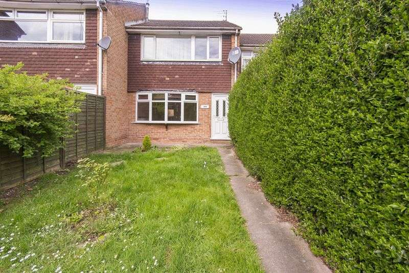 3 Bedrooms Terraced House for sale in WATERFORD DRIVE, CHADDESDEN