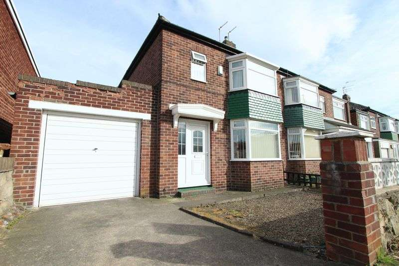 3 Bedrooms Semi Detached House for sale in Holborn Road, Sunderland