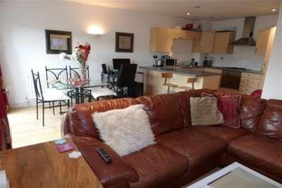2 Bedrooms Flat for rent in Dukes Wharf, Nottingham