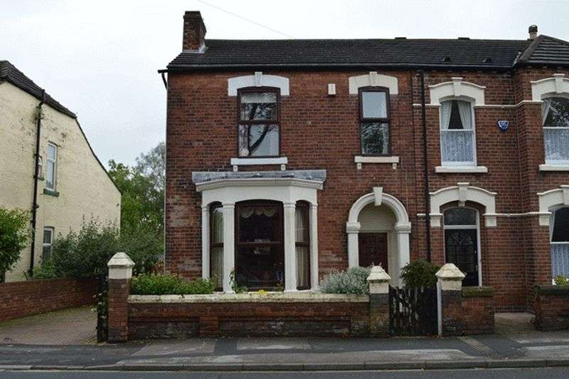 4 Bedrooms Semi Detached House for sale in Barnes Road, Castleford