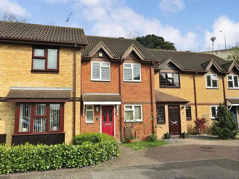 3 Bedrooms Terraced House for sale in Maritime Close, Greenhithe, Kent