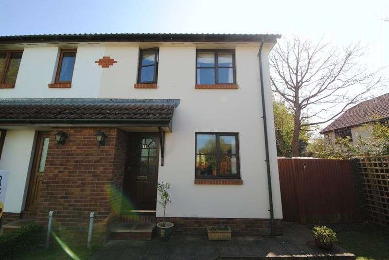 2 Bedrooms Semi Detached House for sale in 2 Bed semi-detached house, Coopers Drive, Barnstaple