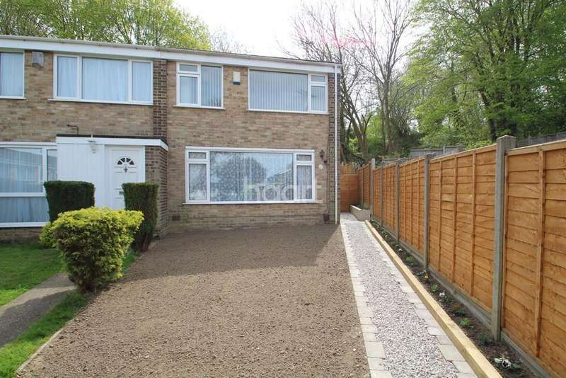 3 Bedrooms End Of Terrace House for sale in Broadlands Drive, Walderslade