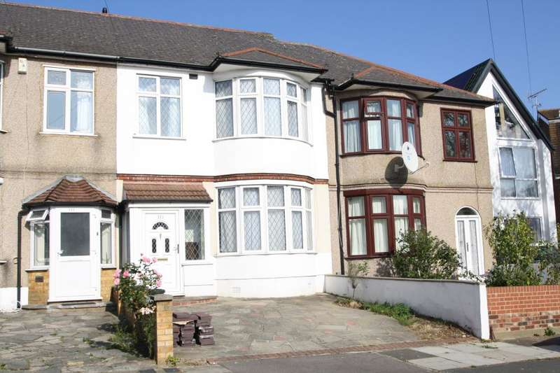 3 Bedrooms Terraced House for sale in BAWDSEY AVENUE, ALDBOROUGH HATCH, NEWBURY PARK
