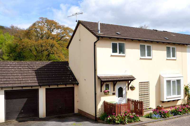 3 Bedrooms Semi Detached House for sale in Pennsylvania , Exeter