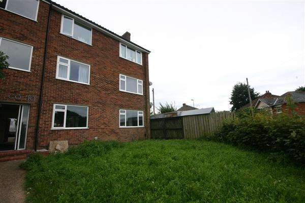 2 Bedrooms Apartment Flat for sale in Coxford Close, Southampton