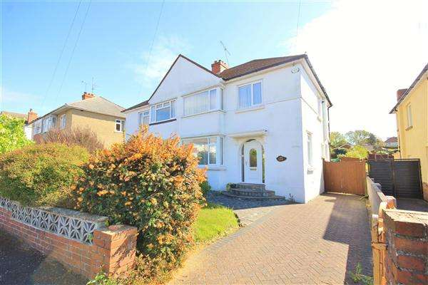 3 Bedrooms Semi Detached House for sale in Astbury Avenue, Poole