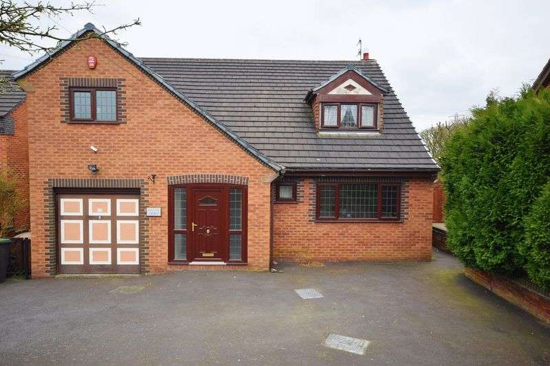 4 Bedrooms Detached House for sale in Werrington Road, Ashbank