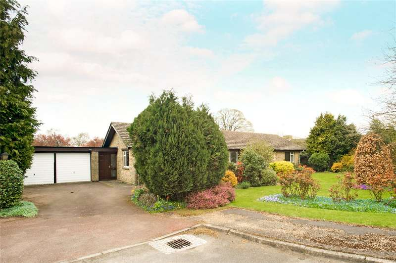 4 Bedrooms Detached Bungalow for sale in The Butts, Aynho, Banbury, Northamptonshire, OX17
