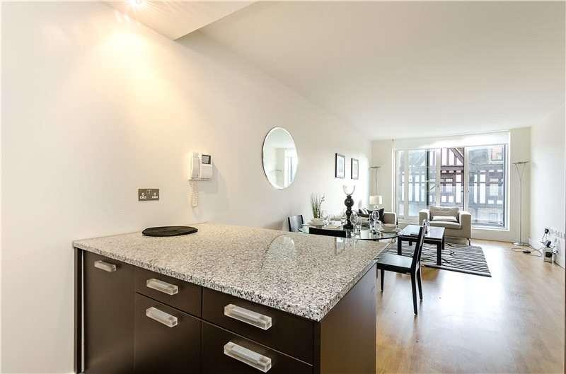 1 Bedroom Flat for sale in Peninsula Apartments, 4 Praed Street, London, W2