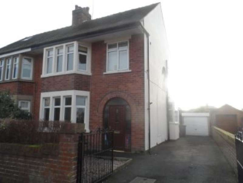 3 Bedrooms Property for sale in 9, Fleetwood, FY7 8AW