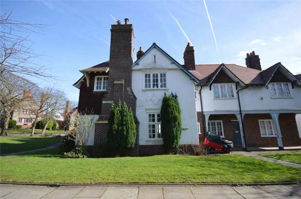 2 Bedrooms Terraced House for sale in The Ginnel, Port Sunlight, Merseyside