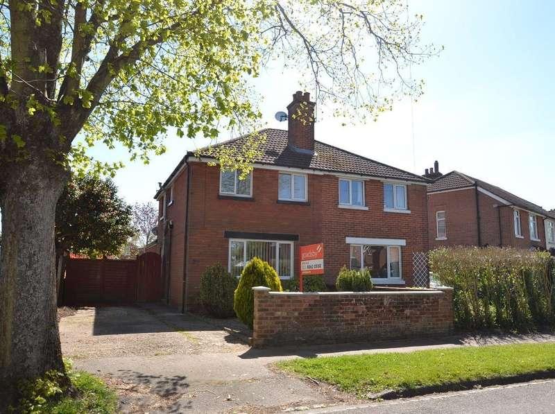 3 Bedrooms Semi Detached House for sale in Boyatt Wood