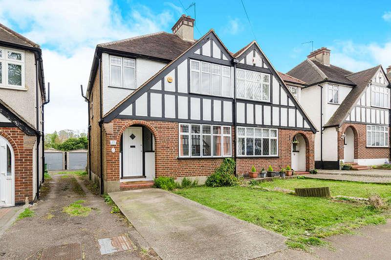 3 Bedrooms Semi Detached House for sale in Derek Avenue, Wallington, SM6