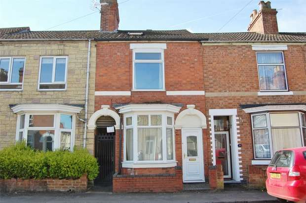 3 Bedrooms Terraced House for sale in Stephen Street, RUGBY, Warwickshire