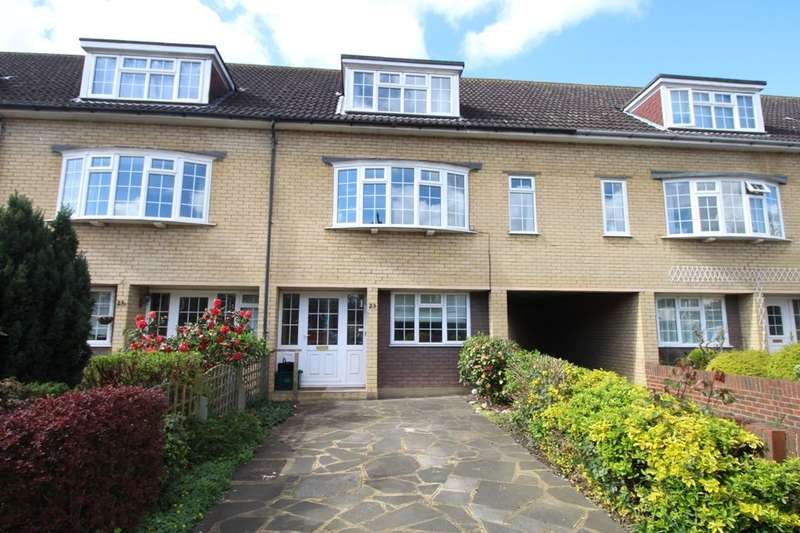 4 Bedrooms Property for sale in Park Road, Cheam, Sutton, SM3