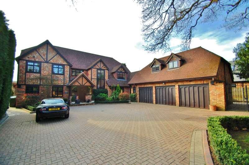 7 Bedrooms Detached House for sale in Manor Lane, Gerrards Cross, SL9