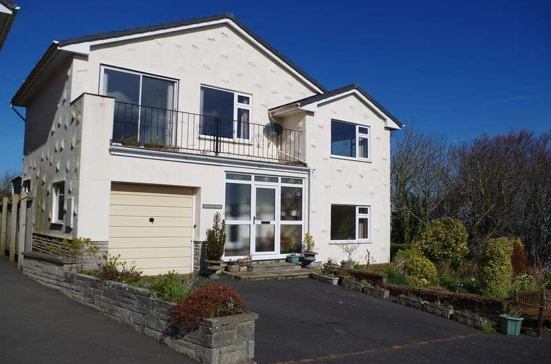 4 Bedrooms Detached House for sale in Grattons Drive, Lynton