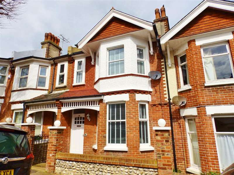 3 Bedrooms Terraced House for sale in Greys Road, Eastbourne