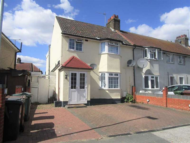 4 Bedrooms End Of Terrace House for sale in Meadow Road, Upney, BARKING AND DAGENHAM