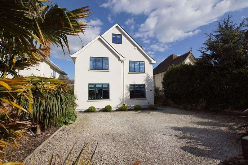 5 Bedrooms Detached House for sale in Glenair Avenue, Lower Parkstone, Poole