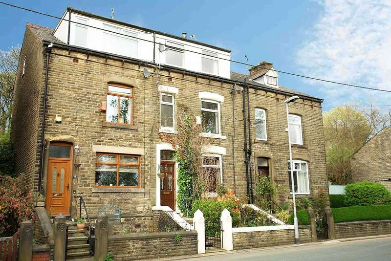4 Bedrooms Terraced House for sale in Mossley Road, Grasscroft, Saddleworth