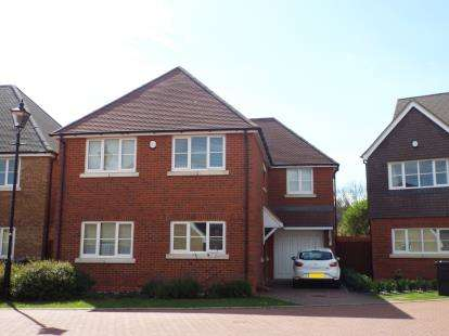 4 Bedrooms House for sale in Brambles Edge, Houghton Regis, Dunstable, Bedfordshire