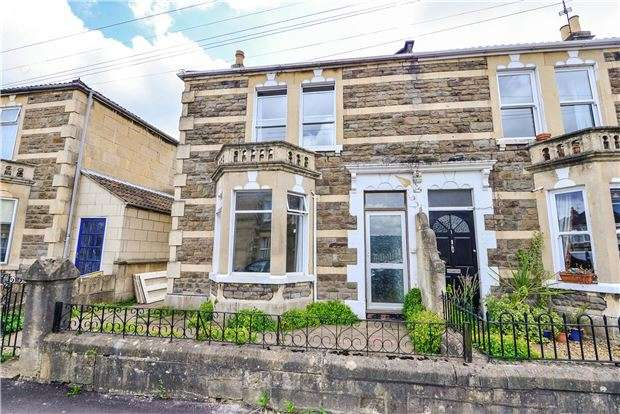3 Bedrooms Semi Detached House for sale in Cynthia Road, BATH, BA2 3QH