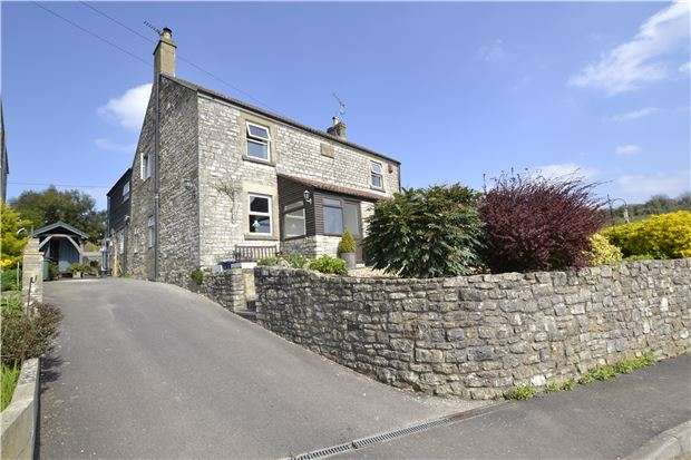 4 Bedrooms Semi Detached House for sale in Shoscombe, BATH, Somerset, BA2 8LS