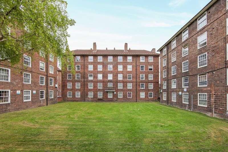 2 Bedrooms Flat for sale in Binnie House, Bath Terrace, London SE1