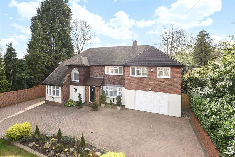 4 Bedrooms House for sale in Ducks Hill Road, Northwood, HA6