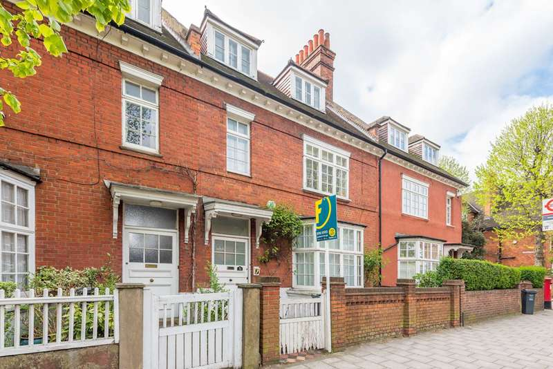 5 Bedrooms House for rent in Bath Road, Bedford Park, W4