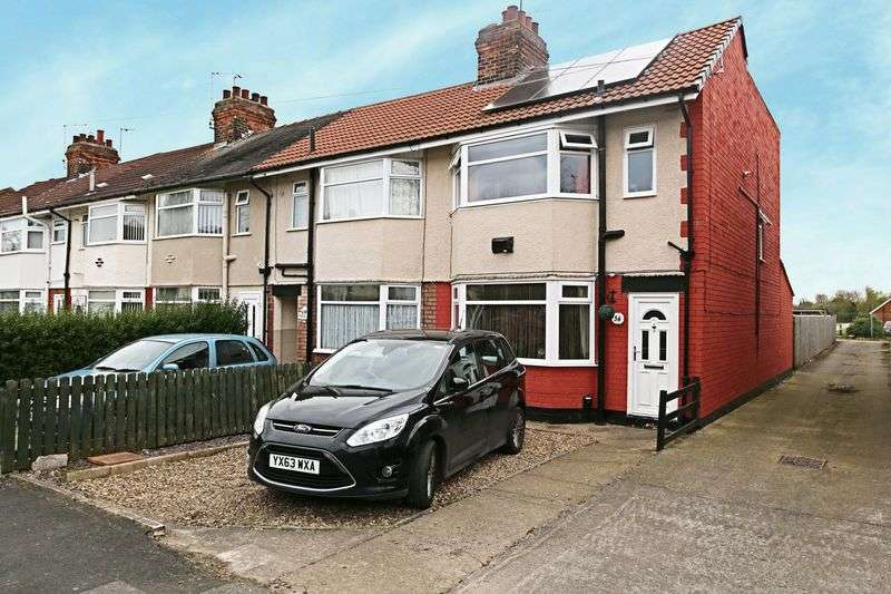 3 Bedrooms Terraced House for sale in East Ella Drive, Hull