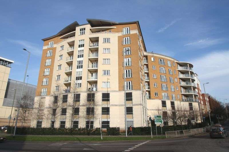 2 Bedrooms Flat for sale in Selden Hill, Hemel Hempstead