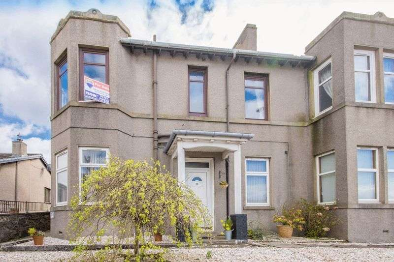 2 Bedrooms Flat for sale in Main Street, Crossgates